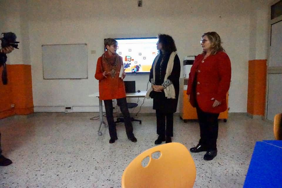 Inaugurazione Presidio Educativo